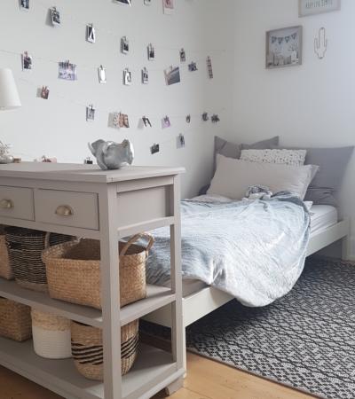 Rénovation chambre fille
